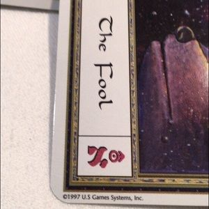 U.S. Games Systems, Inc. Other - OOP 1997 The Gendron Tarot Deck